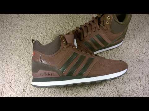 9ad07d78d9a Czy buty Adidas Neo 10XT WTR MID AW5266 są dobrze wykonane? Sprawdź ...