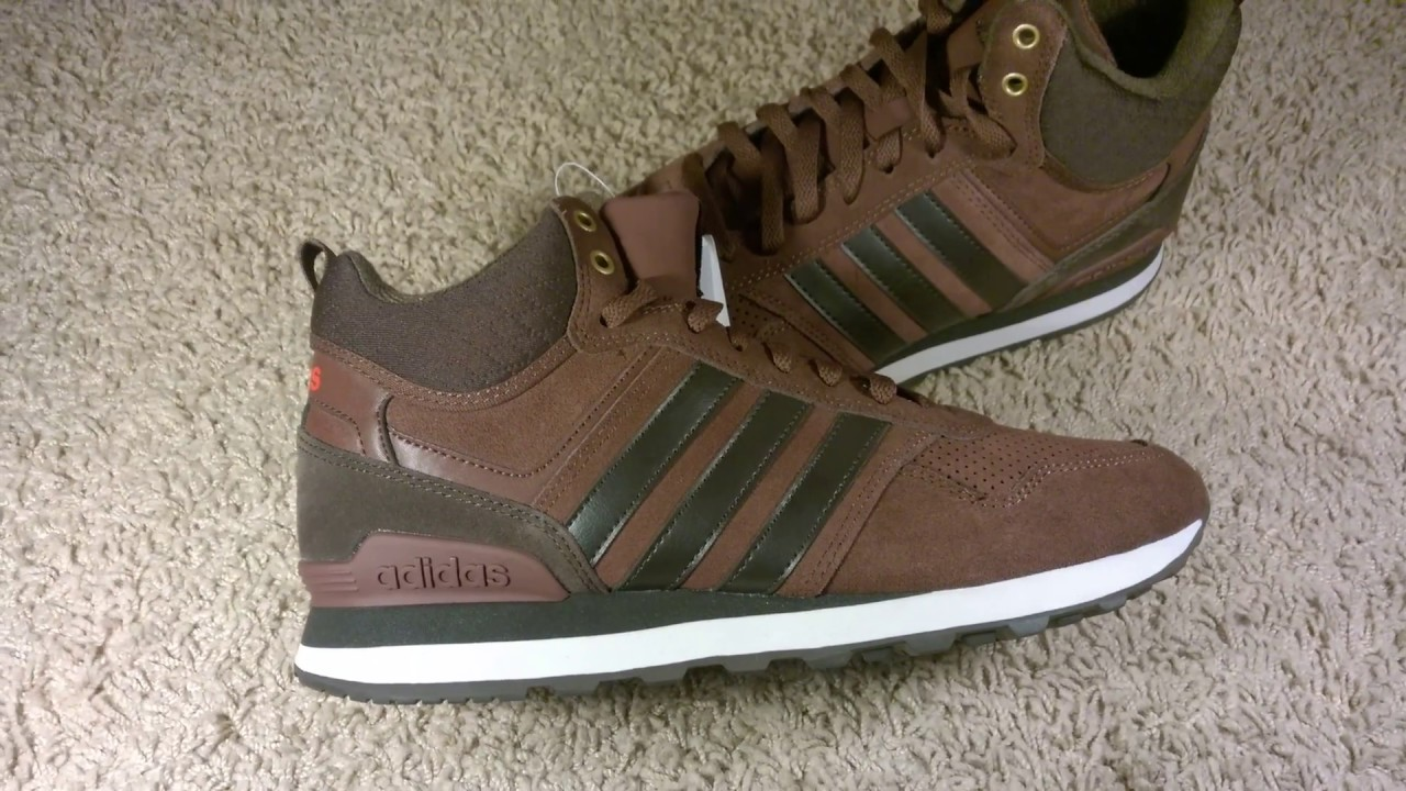 68ee400c62152 Czy buty Adidas Neo 10XT WTR MID AW5266 są dobrze wykonane? Sprawdź ...