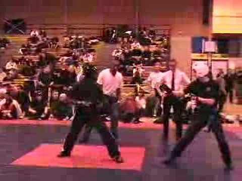 Michael Stanhope Fight