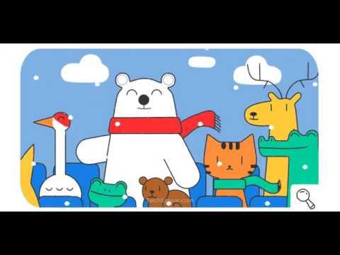 Doodle Snow Games Google Doodle Winter Olympics