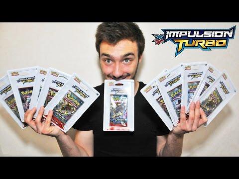 Ouverture de 18 Boosters Pokémon IMPULSION TURBO SOUS BLISTER ! INCROYABLE DEBUT !