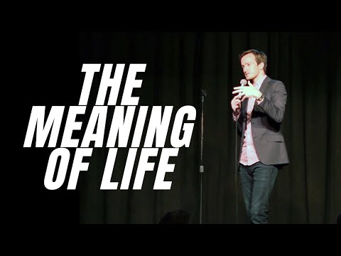 Cliched Meaning of Life - Spoken Word Performance