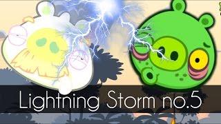 Bad Piggies - LIGHTNING STORM NO.5 (Field of Dreams) - Part 5