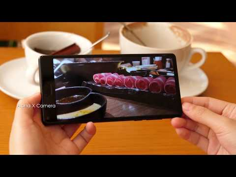 MAZE Alpha X Hands On  Near Full Display Smartphone  To The Extreme
