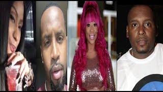 Nicki Minaj VS Safaree and the Love & Hip Hop chicks+DJ Self speaks! FULL BREAKDOWN & #RECEIPTS