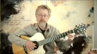 Ulli's Guitar Workshop | Lesson 3 - Fingerstyle Basics