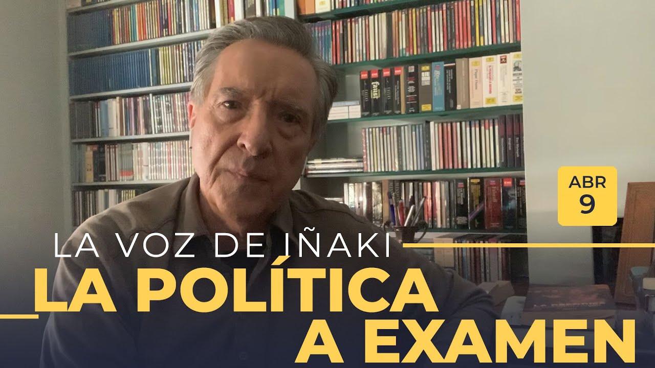 La voz de Iñaki Gabilondo | 09/04/20 | La política a examen