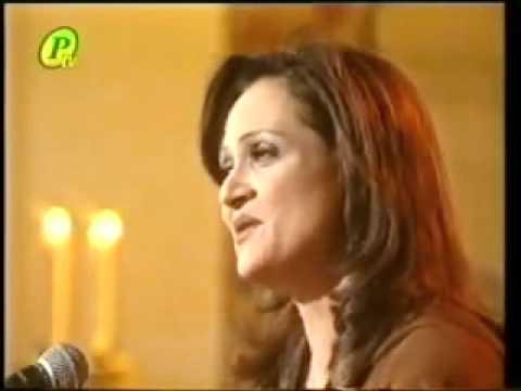 YouTube   Bushra Ansari live   Aaja Meri Barbad Mohabbat Kay Sahare mp4