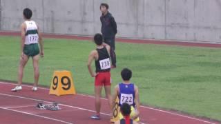 20160924群馬高校新人陸上男子400m決勝