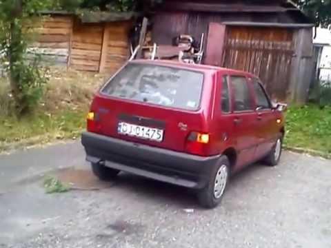 Fiat Uno 1.0 FIRE 2000 Rok
