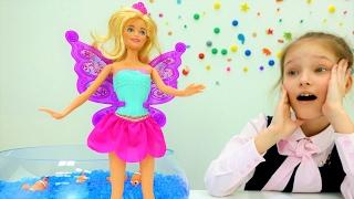 Превращение Барби в фею и русалку. Лучшие одевалки для девочек