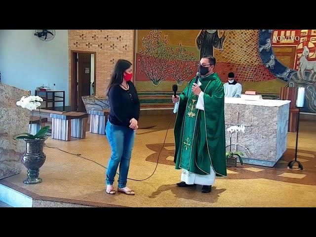 Santa Missa | 11º Domingo do Tempo Comum 13/06/2021