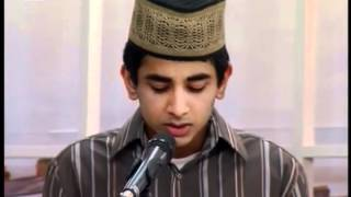Gulshan-e-Waqfe Nau Atfal, 19 Jan 2008, Educational class with Hadhrat Mirza Masroor Ahmad(aba)