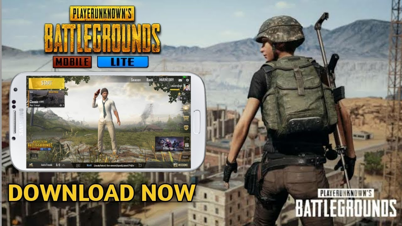 🥇 How To Download Pubg mobile Lite on Android / play Pubg