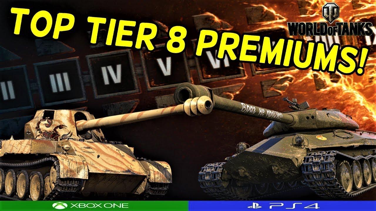 Top tier premium
