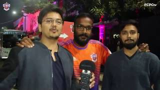 12th Man Show - FC Pune City vs ATK