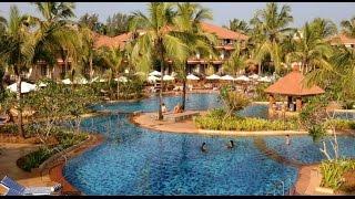 Отели Гоа.Ramada Caravela Beach Resort 5*.Варка.Обзор(Горящие туры и путевки: https://goo.gl/nMwfRS Заказ отеля по всему миру (низкие цены) https://goo.gl/4gwPkY Дешевые авиабилеты:..., 2015-12-13T06:16:42.000Z)