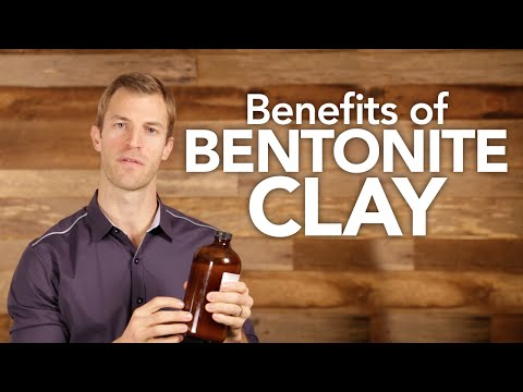Benefits of Bentonite Clay