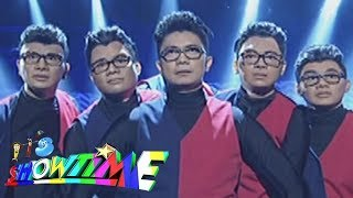 It's Showtime: Team Vhong in a heartwarming dance illusion in Magpasikat 2017