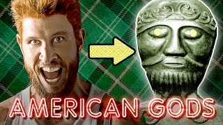 American Gods Revealed: The Mythology Behind American Gods Part 1 of 2