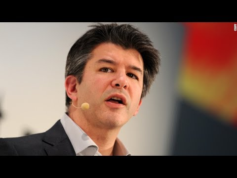 Uber CEO Travis Kalanick has Resigned - For Good - 06-21-2017