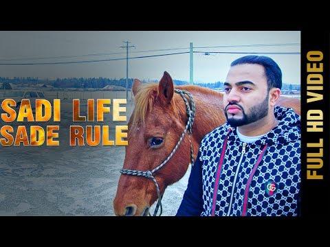 Sadi Life Sade Rule Full Hd   Bagga Singh   New Punjabi Songs 2018   Mad 4