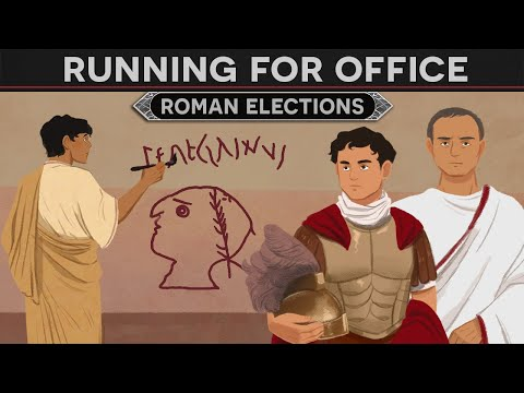 How to Run for Office in Ancient Rome? DOCUMENTARY