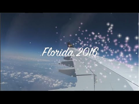 Orlando Florida 2016 | Travel Vlog