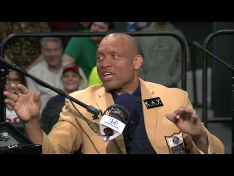 Pro Football Hall of Famer Aeneas Williams on How it Feels To Be a Hall of Famer - 1/31/17