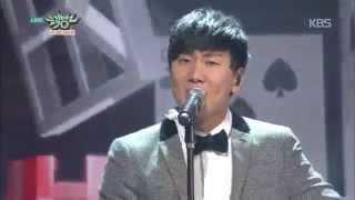 Hit  뮤직뱅크-정용화 Jung Yong Hwa  - Checkmate + 어느 멋진 날.20150123