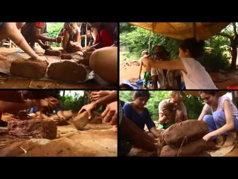 Sacred Groves | Ecological living on a budget ! - Auroville