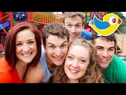 Kids Life - Children's Song - Kids Music Video   Bounce Patrol
