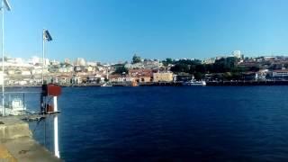 Опасная набережная в Порту. Никаких ограждений!