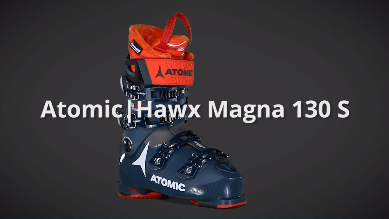 2af75c9d7e 2019 Atomic Hawx Magna 130 S Men s Boot Overview by SkisDotCom - YouTube