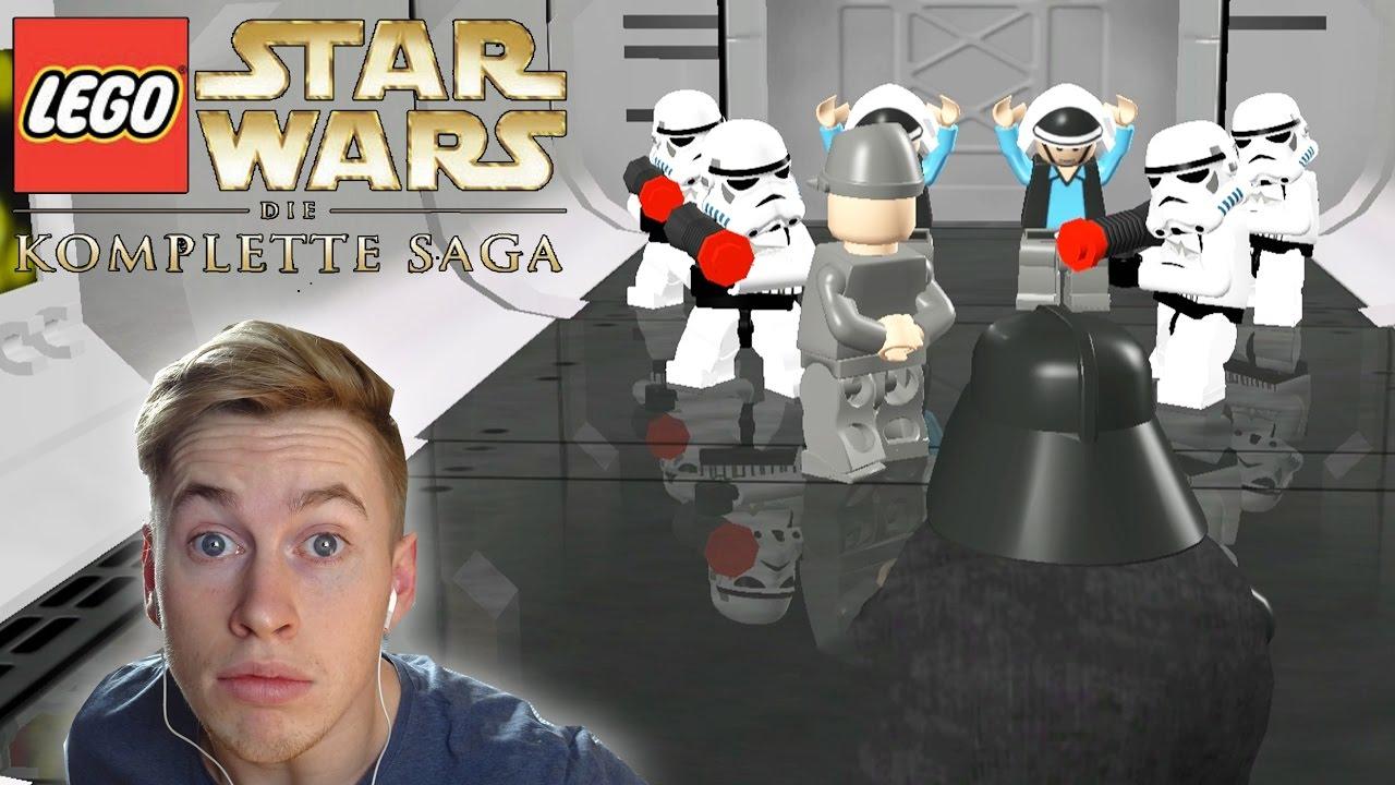 Star Wars Die Komplette Saga
