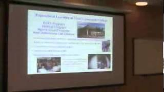 Astronomy Research and Internship Opportunities at UH Maui College by John Pye