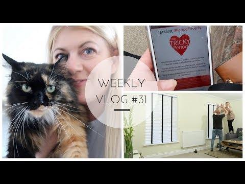 So I 'may' have broken my toe... 😬 | Weekly Vlog #31