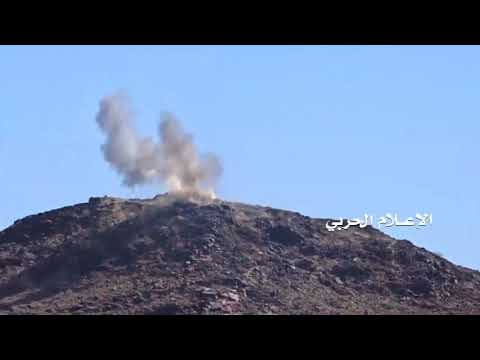 Targeting fortification for a hypocrite sniper with guided missle in Bihan area of Shabwa province