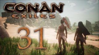Conan Exiles - прохождение игры на русском - Новый Асгард [#31] | PC