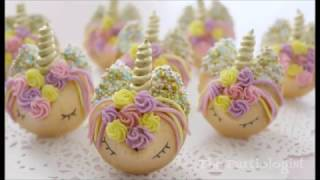 Unicorn Fortune Cookies!