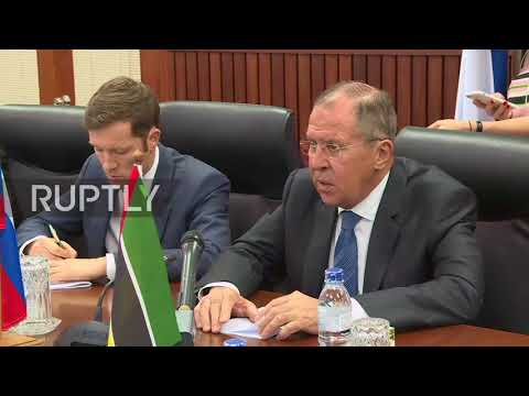 Mozambique: Lavrov seeks to improve ties with Maputo on African tour
