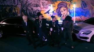 Mozart la para Ft Shelow Shaq - Llegan Los Montro -  Vídeo Oficial