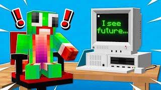WORLD'S SMARTEST REDSTONE COMPUTER!