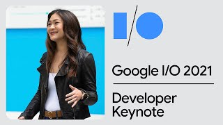 Developer Keynote (Google I/O '21) - American Sign Language