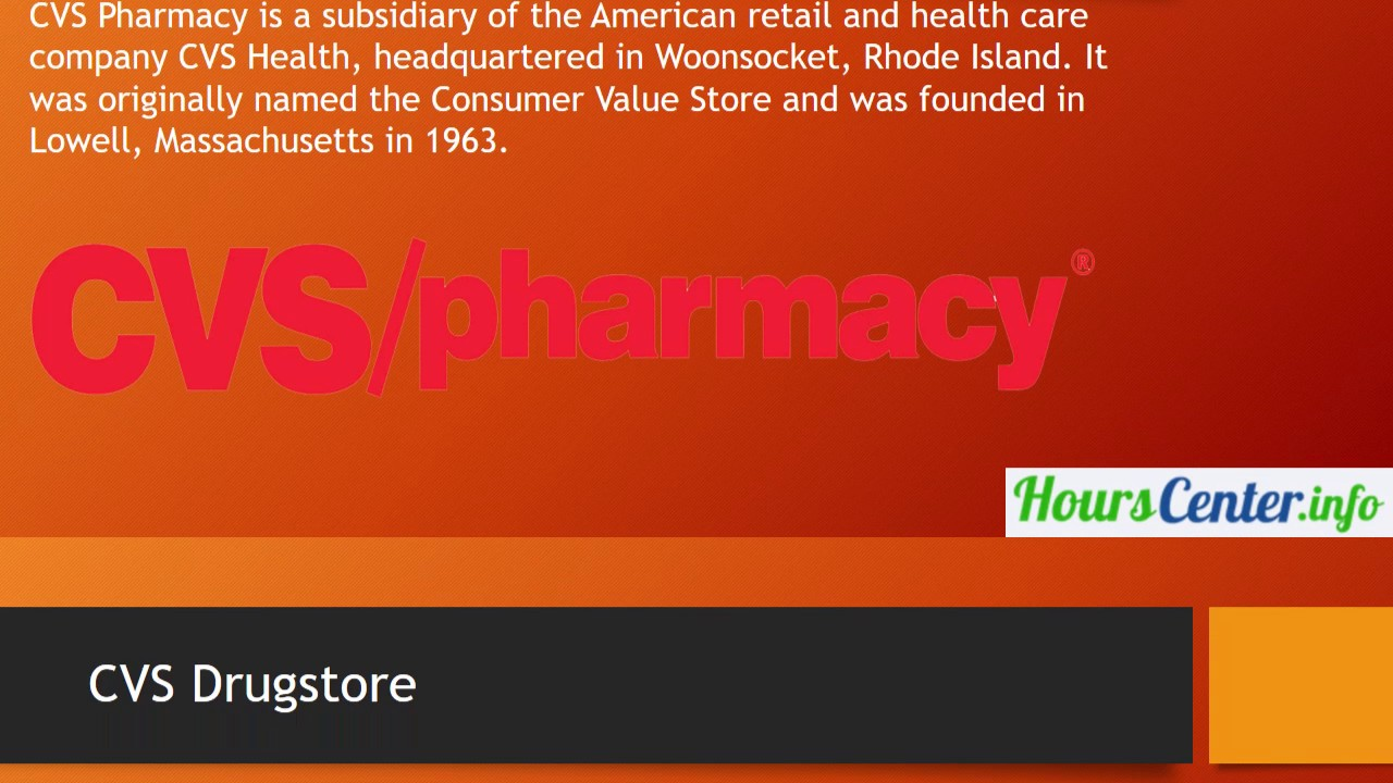 cvs near me and cvs hours details hourscenter