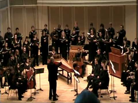 Monteverdi - Vespers - 8. Nisi Dominus