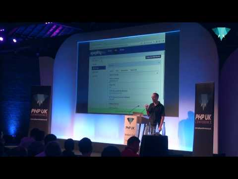 Rob Allen - Building an API with Apigility