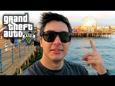 GTA 5 in REAL LIFE!!