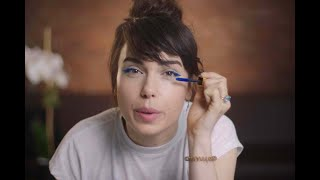 "Saks Beauty: ""Colored Liner"" with Arden Fanning, Beauty + Lifestyle Writer"