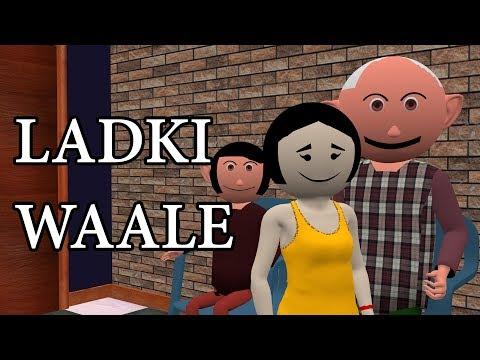 Ladki Waale | CS Bisht Vines | Comedy | Funny Video | Cartoon Comedy Video Hindi
